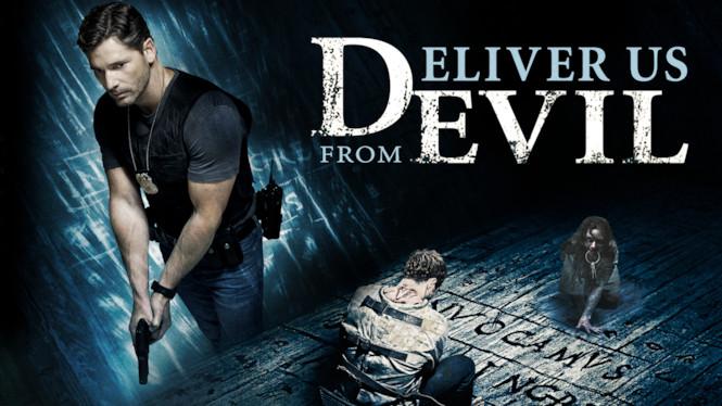 Erick Bana protagoniza Libranos del Mal en Netflix