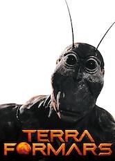 Search netflix Terraformars